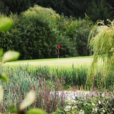 Golfplatz Rittergut Rothenberger Haus